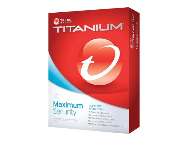 Trend Micro Maximum Security 10 + Internet Download Manager