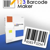 ซื้อ 123 Barcode Maker (สุดยอด โปรแกรมสร้างและพิมพ์บาร์โค้ด)