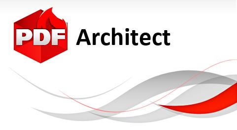 โปรแกรมจัดการเอกสาร PDF Architect 5