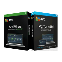 Bundle AVG Antivirus + AVG PC TuneUp