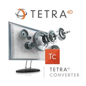 ซื้อ Tetra4D Converter (3D PDF Converter)