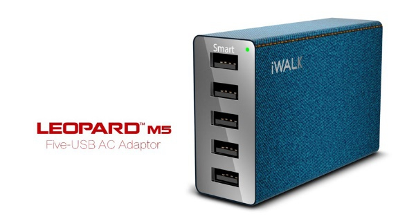 iWalk Leopard USB AC Adapter
