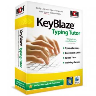 ซื้อ KeyBlaze Typing Tutor (โปรแกรมฝึกพิมพ์)