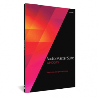 Audio Master Suite 2.5