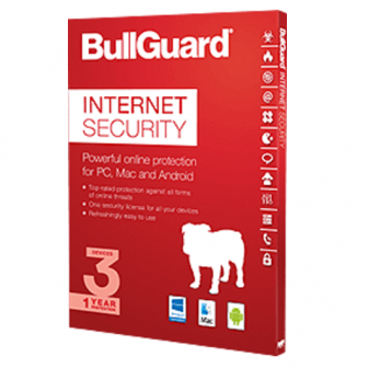 BullGuard Internet Security (Box)