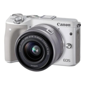 Canon EOS M3 Kit EF-M 15-45mm STM White