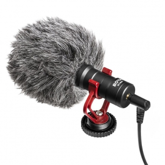 BOYA BY-MM1 (mini Shotgun Cardioid Microphone)