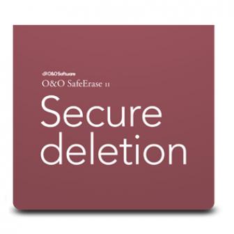 ซื้อ O&O SafeErase