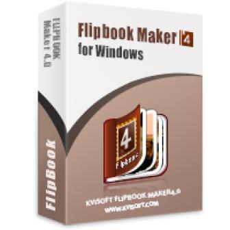 ซื้อ Kvisoft FlipBook Maker Pro