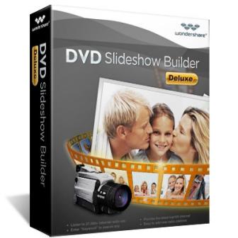 ซื้อ Wondershare DVD Slideshow Builder Deluxe