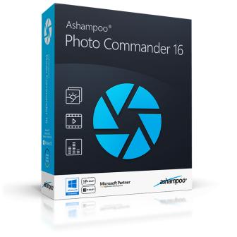 Ashampoo Photo Commander โปรแกรมแก้ไขรูปภาพ จัดระเบียบรูปภาพ แบบ All-in-one ปรับแต่งหลายภาพพร้อมกันได้ ออกแบบปฏิทิน การ์ดอวยพร ทำสไลด์โชว์รูปภาพได้