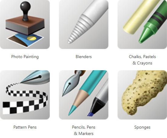 Corel Painter Essentials 8 for Windows