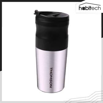 ขาย THOMSON Portable Electric Coffee Grinder เครื่องบดเมล็ดกาแฟ แบบพกพา บดอัตโนมัติ ไม่ต้องเมื่อยมือหมุนบดเอง เลือกระดับความละเอียดให้เหมาะกับเมล็ดกาแฟได้