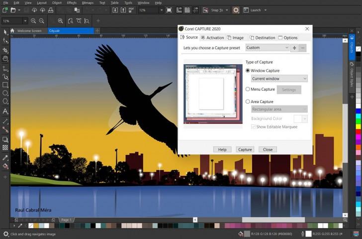 ชุดโปรแกรมวาดรูปกราฟิก รุ่นสูงสุด CorelDRAW Graphics Suite