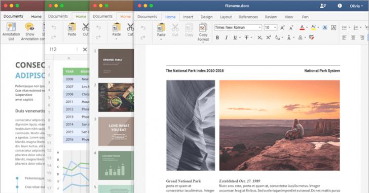 Polaris Office PC (Mac)