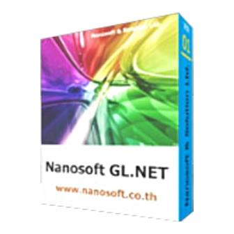 โปรแกรม Nanosoft GL.NET โปรแกรมบัญชีแยกประเภท สำหรับออกรายงาน งบทดลอง งบกำไรขาดทุน งบการเงิน รองรับการปิดงวดบัญชี แบบรายเดือน รายไตรมาส และรายปี
