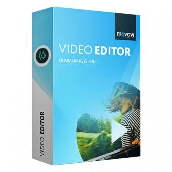 Movavi Video Editor โปรแกรมตัดต่อวิดีโอยอดนิยม ราคาถูก ใช้งานง่าย ไม่ซับซ้อน เลือกเอฟเฟค ฟิลเตอร์ได้หลากหลาย ทำ Presentation ได้ สำหรับใช้งานบน Windows