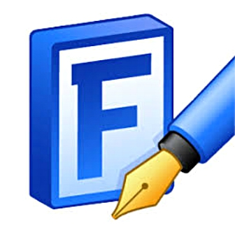 FontCreator 13 Standard โปรแกรมออกแบบ Font อักษร แก้ไข Font อักษร ที่ได้รับความนิยมมาก สร้าง แก้ไข ปรับระยะห่างตัวอักษร ออกแบบฟอนต์อักษรแบบมีสี รุ่นมาตรฐาน