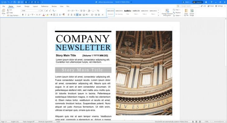 Polaris Office PC (Windows)
