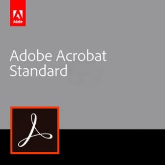 โปรแกรมเอกสาร Adobe Acrobat Standard เปิดอ่านไฟล์ PDF สร้างไฟล์ PDF แก้ไขไฟล์ PDF เซ็นเอกสารลง PDF พร้อมแปลงไฟล์ PDF เป็น Word แบบครบวงจรจาก Adobe