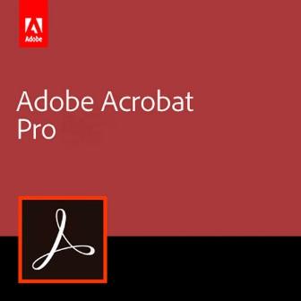 โปรแกรมเอกสาร Adobe Acrobat Pro เปิดอ่านไฟล์ PDF สร้างไฟล์ PDF แก้ไขไฟล์ PDF เซ็นเอกสารลง PDF พร้อมแปลงไฟล์ PDF เป็น Word แบบครบวงจรจาก Adobe