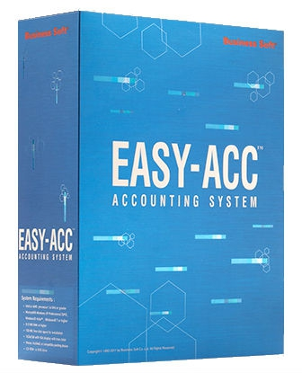 EASY-ACC ACCOUNTING SYSTEM