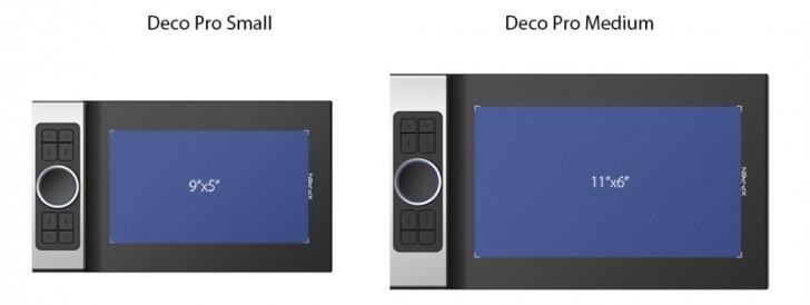 เมาส์ปากการะดับพรีเมี่ยมXP-Pen Deco Pro