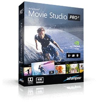 Ashampoo Movie Studio Pro 3 โปรแกรมตัดต่อวิดีโอสัญชาติเยอรมัน ใช้งานง่าย มีฟีเจอร์ครบครัน และรองรับวิดีโอความละเอียดสูงระดับ 4K