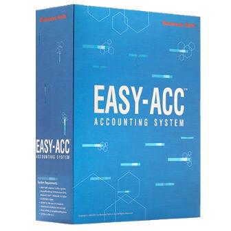 โปรแกรมบัญชี EASY-ACC ACCOUNTING SYSTEM รองรับการจัดการงานบัญชีและงานเอกสาร ออกใบกำกับภาษี ใบเสร็จรับเงิน ใบสั่งซื้อได้ มีระบบสต๊อกสินค้า ทำงานแบบ Real-time