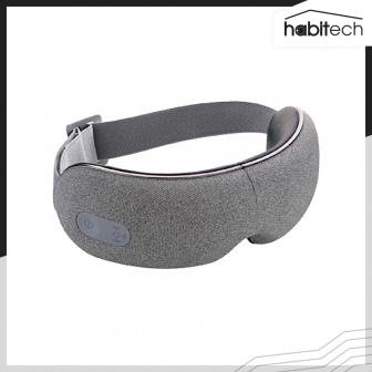 เครื่องนวดตาพกพา breo iSeeM นวดตาด้วยลม ความร้อน ช่วยผ่อนคลายความเมื่อยล้าสายตาจากการใช้อุปกรณ์ไอที มี 3 โหมดนวดตา ควบคุม สั่งงานผ่าน App แถมฟังเพลงได้อีกด้วย