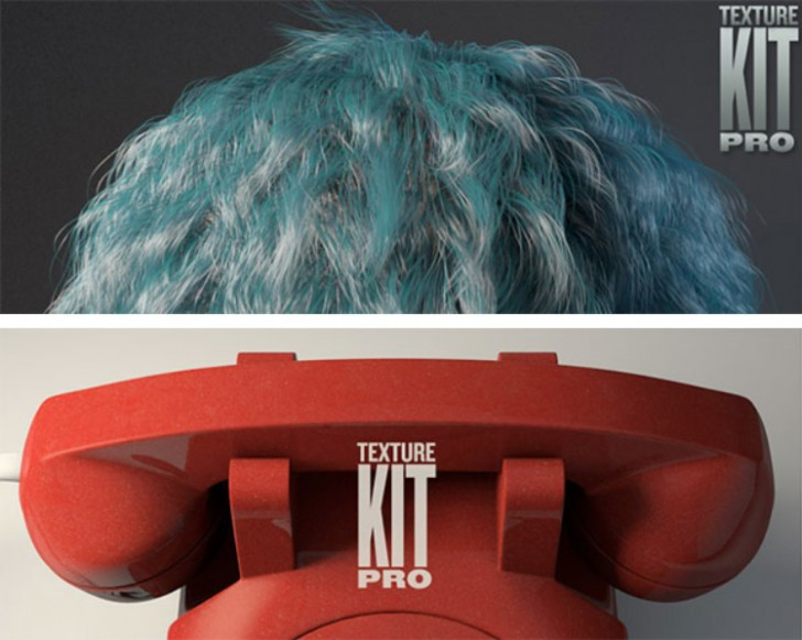 Greyscalegorilla Texture Kit Pro