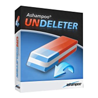 โปรแกรม Ashampoo Undeleter โปรแกรมกู้ข้อมูล โปรแกรมกู้ไฟล์ที่เผลอลบไป ช่วยกู้คืนไฟล์ที่คุณเผลอลบโดยที่ไม่ได้ตั้งใจ ทำให้ได้ไฟล์กลับคืนมาอีกครั้ง ตามต้องการ