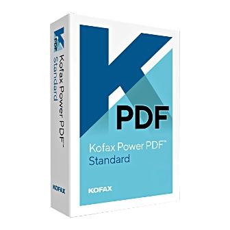 โปรแกรม Kofax Power PDF Standard โปรแกรมจัดการ PDF สร้าง แก้ไข แปลงไฟล์ แบบครบวงจร สำหรับบ้านและออฟฟิศขนาดเล็ก แปลง PDF ให้เป็นไฟล์ Word Excel PowerPoint