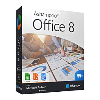 Ashampoo Office โปรแกรมจัดการเอกสาร (โปรแกรม Word) สเปรดชีต (โปรแกรม Excel) นำเสนองาน (โปรแกรม PowerPoint) ในราคาที่ถูกกว่ามากๆ และใช้งานได้ถึง 5 เครื่อง