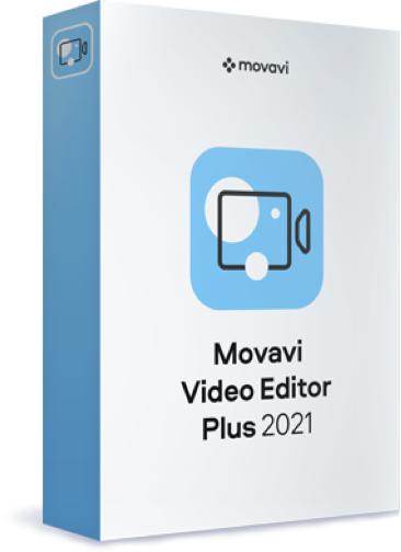Movavi Video Editor Plus for Windows