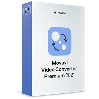 Movavi Video Converter Premium for Windows โปรแกรมแปลงไฟล์วิดีโอ ไฟล์เพลง ไฟล์ภาพ ตัดต่อวิดีโอ ใช้งานง่าย รองรับไฟล์วิดีโอยอดนิยม เปิดเล่นบนอุปกรณ์ได้หลากหลาย