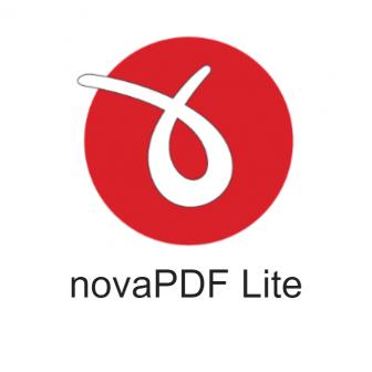 โปรแกรม novaPDF Lite โปรแกรมแปลงไฟล์ PDF สร้างไฟล์ PDF จากไฟล์เอกสารต่างๆ ได้อย่างหลากหลาย สามารถลงลายเซ็นดิจิทัล ตั้งค่าระบบความปลอดภัยของไฟล์ PDF ได้