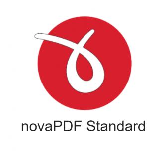 โปรแกรม novaPDF Standard โปรแกรมแปลงไฟล์ PDF สร้างไฟล์ PDF จากไฟล์เอกสารต่างๆ ได้อย่างหลากหลาย สามารถลงลายเซ็นดิจิทัล ตั้งค่าระบบความปลอดภัยของไฟล์ PDF