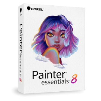Corel Painter Essentials 8 for Mac
