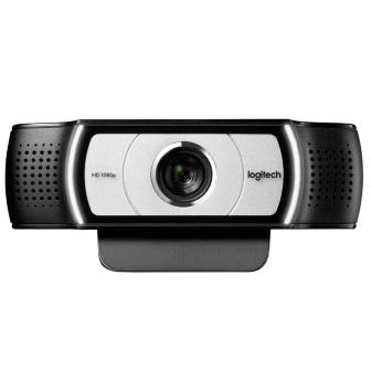 กล้องเว็บแคม Logitech C930E คุณภาพระดับ HD ภาพไม่เบลอ ไม่สั่นไหว แม้ซูมภาพ มาพร้อมไมค์คู่หลายทิศทาง เสียงชัดเจน ประสิทธิภาพสูง แบนด์วิธต่ำ ตอบโจทย์ประชุมทางไกล
