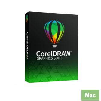 CorelDRAW Graphics Suite 2021 for Mac ชุดโปรแกรมกราฟิก สร้างผลงานระดับมืออาชีพ ใช้งานในอุตสาหกรรมแฟชั่น ออกแบบสิ่งพิมพ์ ออกแบบวิศวกรรม โฆษณา ภาพศิลปะ