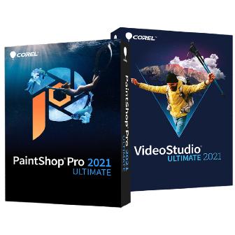 Photo Video Bundle Ultimate ชุดโปรแกรมแต่งรูป ตัดต่อวิดีโอ รุ่นสูงสุด รวม 2 โปรแกรมยอดนิยมจาก Corel ฟีเจอร์ครบ คุณภาพสูง ตอบโจทย์ทุกความต้องการ