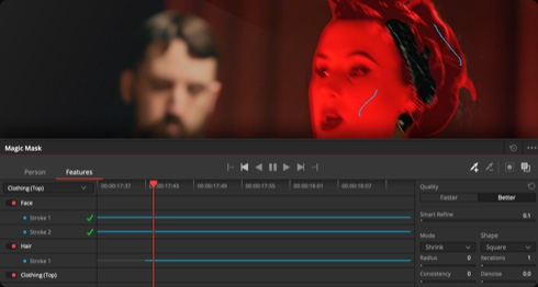 Blackmagic DaVinci Resolve Studio
