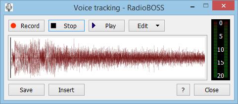 โปรแกรมจัดรายการวิทยุ ดีเจออนไลน์ ทำวิทยุออนไลน์ RadioBOSS Express