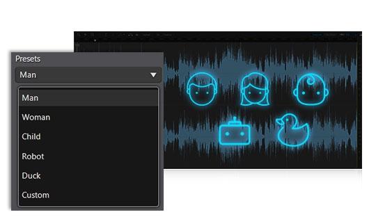 โปรแกรมตัดต่อเสียงวิดีโอCyberLink AudioDirector Ultra