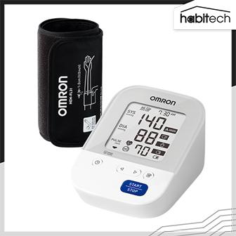 OMRON HEM-7156 เครื่องวัดความดันโลหิตดิจิทัล (Digital Blood Pressure Monitor) แบบสอดแขน พร้อมผ้าพันแขน IntelliWrap สำหรับใช้งานที่บ้าน ผ่านการรับรองทางการแพทย์