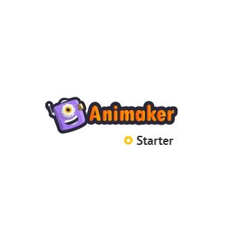 Animaker Starter โปรแกรมออกแบบ ทำอนิเมชัน รุ่นมาตรฐาน ความละเอียดระดับ Full HD ปรับแต่งได้ยืดหยุ่น มี Template สำเร็จรูป ใช้งานง่าย ฟีเจอร์ครบครัน ประหยัดเวลา