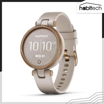 Garmin Lily นาฬิกาอัจฉริยะขนาดเล็ก ดีไซน์คลาสสิก สวยหรู ฟีเจอร์ทันสมัย ติดตามข้อมูลสุขภาพ การนอนหลับ ความเครียดได้ มีให้เลือก 2 รุ่น (Classic / Sport)