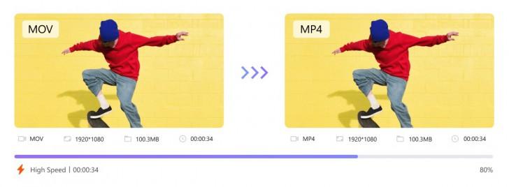 โปรแกรมแปลงไฟล์วิดีโอ Wondershare UniConverter for Mac