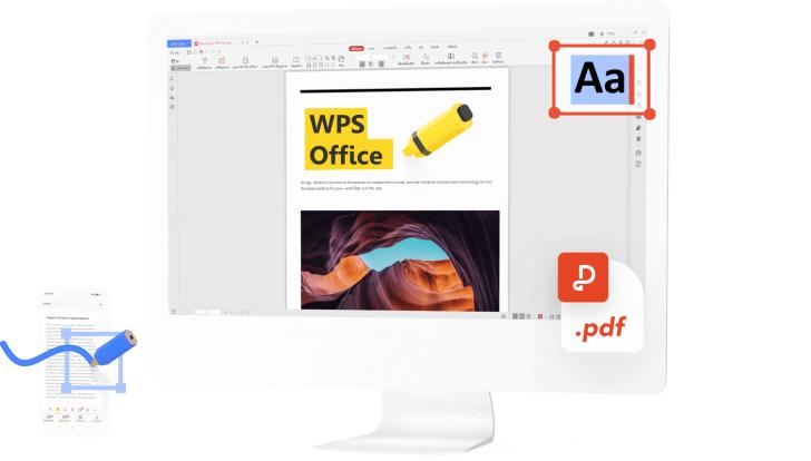 โปรแกรมจัดการเอกสารWPS Office PDF